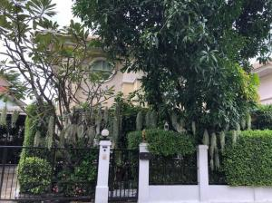 For SaleHouseOnnut, Udomsuk : House for sale, Chuan Chuen, On Nut, ready to move in Free furniture with 4 air conditioners