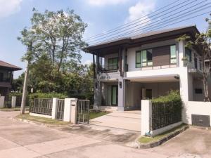 For SaleHousePinklao, Charansanitwong : House for sale 61 sq m. Setthasiri Ratchaphruek-Charan 2 behind the corner, new condition, never moved in. Close to Prannok-Phutthamonthon Sai 4 Road and MRT Faichai