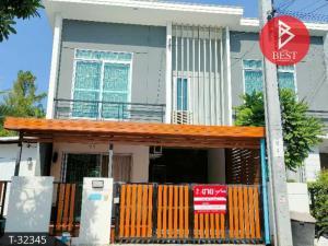 For SaleTownhouseSamrong, Samut Prakan : Townhouse for sale, Pruksa 103, Samrong-Pu Chao, Phra Pradaeng, Samut Prakan.