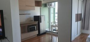 For RentCondoKasetsart, Ratchayothin : For rent, Lumpini Place Ratchayothin, fully furnished, ready to move in, next to BTS Ratchayothin.