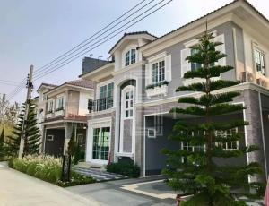 For SaleHouseSamrong, Samut Prakan : For Sale Golden Neo Sukhumvit-Lasalle (40.6 wa. 161 sqm.)