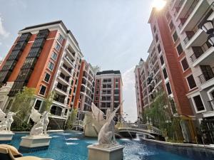 For SaleCondoPattaya, Bangsaen, Chonburi : CONDO RESORT 2BEDROOM PATTAYA FOR SALE