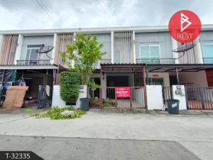 For SaleTownhouseSamrong, Samut Prakan : Townhouse for sale Pruksa 86/2 Lat Krabang-Suvarnabhumi, Samut Prakan.