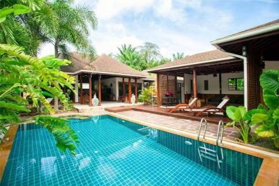 ขายบ้านกระบี่ : Tropical Villa in Ao Nang Soi 1, 488 SQM