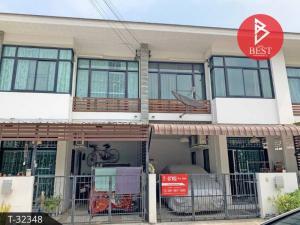 For SaleTownhouseSamrong, Samut Prakan : Townhouse for sale Pimsuk Bearing 48 Sukhumvit Srinakarin Samut Prakan.