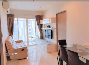 For RentCondoOnnut, Udomsuk : 🔥🔥 Cashback 2,000 ฿ 🔥 Rent IDEO Verve On Nut, size 65 sq m., 2 bedrooms, 2 bathrooms, 21st floor, next to BTS On Nut [Code:A241]🔥🔥