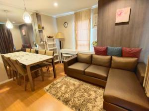 For RentCondoRattanathibet, Sanambinna : The cozy 1 bedroom for rent@LPN Park Rattanathibet Ngamwongwan near Central Rattanathibet