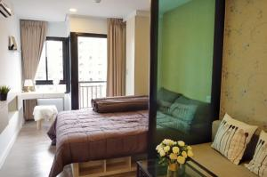 For RentCondoBangna, Lasalle, Bearing : 🔥🔥Hot Deal!🔥🔥 For rent, Pause Sukhumvit 103, size 21 sqm., 6th floor, 1 bedroom, 1 bathroom, BTS Udom Suk [Code:A245]