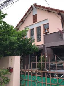 เช่าบ้านพัทยา บางแสน ชลบุรี : บ้านให้เช่าพร้อมเฟอร์ เข้าอยู่ได้เลย