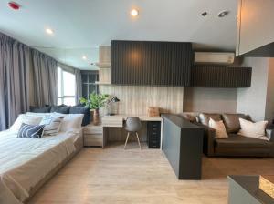For SaleCondoSiam Paragon ,Chulalongkorn,Samyan : FOR SALE Ideo Q Chula Samyan New unit studio 28.5 sqm fully furnished only 5.7 MB