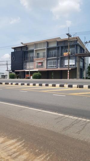 For SaleHouseMukdahan : 1 unit building for sale, Rawinsiri project, Mukdahan province.