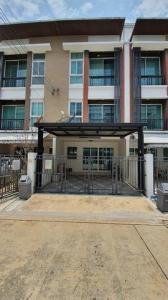 For RentTownhouseKaset Nawamin,Ladplakao : Code C4157, 3-storey townhome for rent, Baan Klang Muang Chokchai 4, Soi 50, Ladprao Road, Chokchai 4.