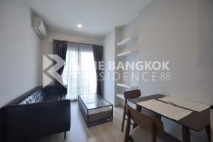 For SaleCondoRatchadapisek, Huaikwang, Suttisan : Urgent sale, beautiful room, price is much lower than the market, 3,300,000 baht, Noble Revolve Ratchada 1, size 26 sq.m., 1 bedroom, 1 bathroom.