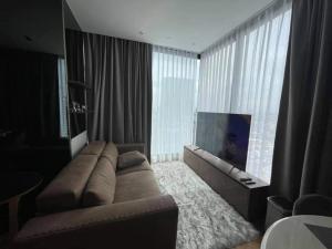 For RentCondoRama9, RCA, Petchaburi : Fully Furnished Ashton Asoke Rama 9 for rent
