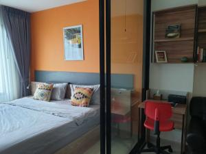For RentCondoRama9, RCA, Petchaburi : Condo for rent Life Asoke  fully furnished (Confirm again when visit).
