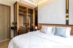 For RentCondoSukhumvit, Asoke, Thonglor : SK03098 For rent Celes Asoke, size 42 sqm., 12th floor ** BTS Asoke, MRT Sukhumvit **