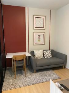For SaleCondoBangna, Lasalle, Bearing : Condo for sale  Unio Sukhumvit 72 fully furnished.