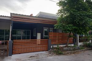ขายทาวน์เฮ้าส์/ทาวน์โฮมอยุธยา : ทาวน์เฮาส์ หมู่บ้านซิตี้โฮม 1