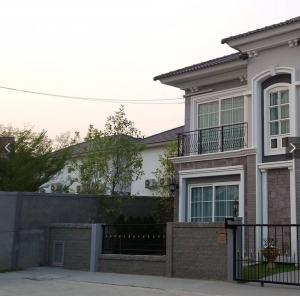 For SaleHouseKaset Nawamin,Ladplakao : House for sale Golden Neo Ladprao-Kaset Nawamin.