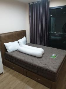 For SaleCondoRatchadapisek, Huaikwang, Suttisan : Condo for sale Metro Sky Ratchada fully furnished.