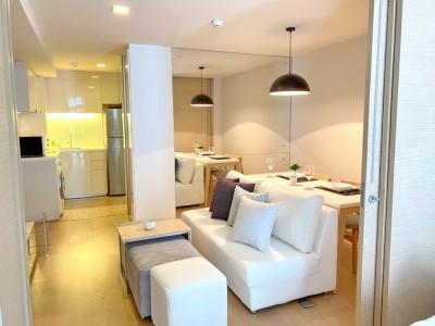 For RentCondoSukhumvit, Asoke, Thonglor : 3497-A😊 For RENT 1 bedroom for rent 🚄 near BTS Thonglor 🏢 Liv @ 49 / LIV @ 49 🔔 Area: 40.00 sq m Rent: 37,000฿📞O88-7984117,O65-9423251✅LineID: @sureresidence