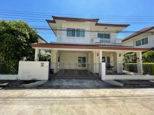 For SaleHouseBangbuathong, Sainoi : House for sale, ready to move in 💢 The Centro University, Rattanathibet