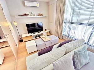 For RentCondoSukhumvit, Asoke, Thonglor : 3498-A😊 For RENT Rent 2 bedrooms Duplex🚄 near BTS Thonglor 🏢 Liv @ 49 / LIV @ 49 area: 82.00 sq.m. 💲 Rent: 65,000฿📞O88-7984117,O65-9423251✅LineID :@sureresidence
