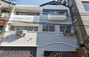 For RentShophousePinklao, Charansanitwong : H400-For Rent 3-storey Commercial Building Soi Sammy Near Major Pinklao only 80 meters