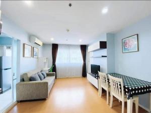 For RentCondoBangna, Lasalle, Bearing : Condo for rent, Lumpini Mega City - Bangna, 2 bedrooms, 45 sqm, 24th floor, Building D / 11,000 baht.