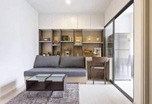 For RentCondoOnnut, Udomsuk : For rent Life Sukhumvit 48 1 bedroom 33 sqm 16,000 baht