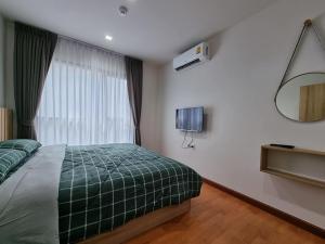 For RentCondoOnnut, Udomsuk : SK03103 For rent Life Sukhumvit 48, size 40 sqm., 4th floor, south building, north ** BTS Phra Khanong **