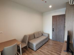 For RentCondoBangna, Lasalle, Bearing : Condo for rent NICHE MONO Sukhumvit - Bearing  fully furnished (Confirm again when visit).