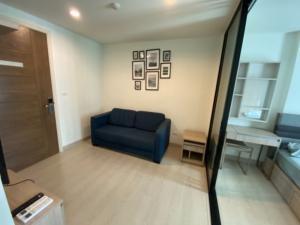 For RentCondoOnnut, Udomsuk : Condo for rent, The Niche Mono Sukhumvit 50, beautiful room, good location, quiet, near BTS On Nut