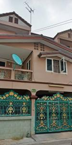 For SaleTownhouseKaset Nawamin,Ladplakao : 3-storey townhouse for sale, Thanyakan University.