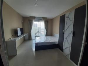 For RentCondoPattanakan, Srinakarin : For rent Assakarn Place Srinakarin, new room, unpack the box, size 30 sqm., 26th floor