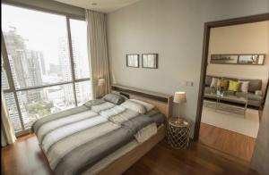 For RentCondoSukhumvit, Asoke, Thonglor : For rent:Condo Quattro Thonglor 55sq.m 1bed/1bath fl.25 rent 50,000bath per month contract 090-2421756