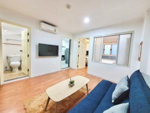 เช่าคอนโดรัชดา ห้วยขวาง : ++ลุมพินี วิลล์ ศูนย์วัฒนธรรม ให้เช่าห้อง 1 ห้องนอน 36 ตรม. ตึก D2 ชั้น 5 ราคาพิเศษช่วงโควิค++