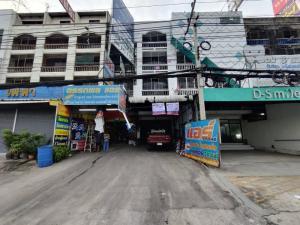 For SaleShophouseRangsit, Patumtani : Khlong 3 commercial building on the main road
