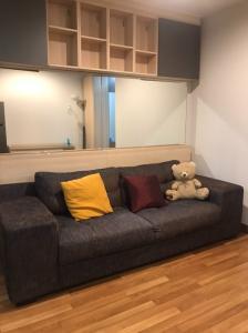 For SaleCondoOnnut, Udomsuk : Condo for sale, Regent Home Sukhumvit 81, Building B, 6th floor, garden view, fully furnished.