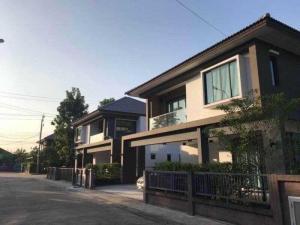For RentHouseRamkhamhaeng Nida, Seri Thai : house for rent Very big house*** H-cape Serene Bangna-Sukhaphiban 2 best price**