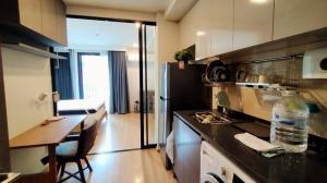 For RentCondoAri,Anusaowaree : Condo for rent Maestro 07 Victory Monument, size 28 sq.m., beautiful room, special price 16,000 baht