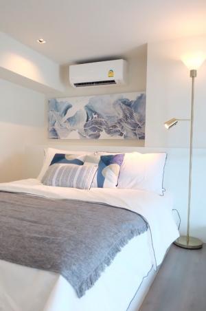 เช่าคอนโดสะพานควาย จตุจักร : 🔥🔥🔥For Rent The Reserve พหล-ประดิพัทธ์ Duplex 1 ห้องนอน ห้องใหม่‼️