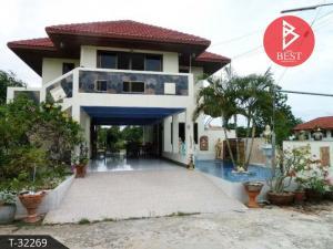ขายบ้านชะอำ เพชรบุรี : ขายบ้านเดี่ยวโครงการชะอำโกลเด้นบีช เพชรบุรี ติดทะเลหาดทวีสุข ชะอำ เพชรบุรี