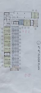 ขายดาวน์คอนโดรังสิต ธรรมศาสตร์ ปทุม : ขายดาวน์ห้อง C502, C503 วิวสวน,สระแนวยาว