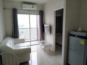 For RentCondoRattanathibet, Sanambinna : For rent, Manor Sanambinnam, Building A, 20th floor, river view, 7500 baht/month.