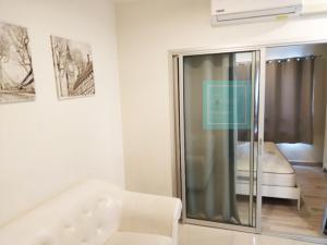 For RentCondoRattanathibet, Sanambinna : Manor Sanambinnam for rent, Building B, 17th floor, only 6500 baht/month