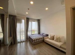 For RentCondoKasetsart, Ratchayothin : For rent, Miti Chiva Kaset Station, fully furnished, city view