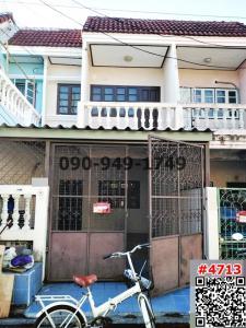 For RentTownhouseBang kae, Phetkasem : For rent/sell townhouse 2 floors, Petchkasem Village 2, Soi Petchkasem 92/1