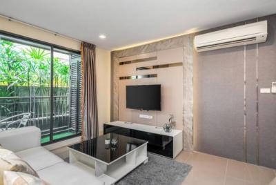 For SaleCondoSukhumvit, Asoke, Thonglor : 3509-A😊😍 For RENT & SELL 1 bedroom for rent and sale🚄near BTS Asoke🏢Mirage Sukhumvit 27 Mirage Sukhumvit 27🔔Area:50.00sqm.💲Rent:20,000฿💲Sale:6,590,000฿📞O88-7984117 ,O65-9423251✅LineID:@sureresidence