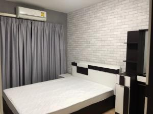 For RentCondoRatchadapisek, Huaikwang, Suttisan : Condo for rent 624 Condolette Ratchada 36 fully furnished (Confirm again when visit).